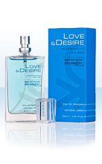 Love & Desire for Men 50ml EdP with Pheromones